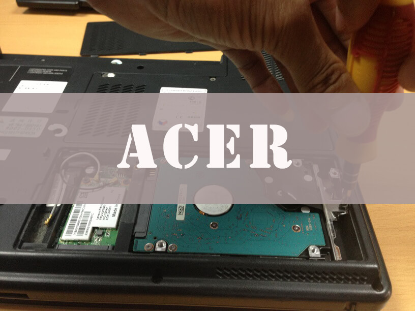 Thay Thế Ổ Cứng Laptop ACER
