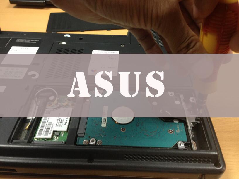 Thay Thế Ổ Cứng Laptop ASUS