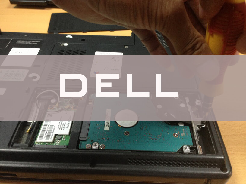 Thay Thế Ổ Cứng Laptop DELL