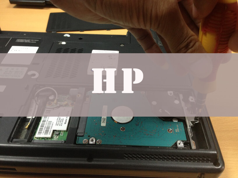 Thay Thế Ổ Cứng Laptop HP
