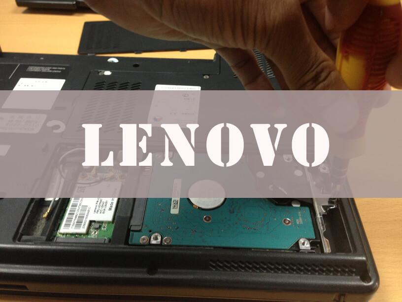 Thay Thế Ổ Cứng Laptop Lenovo