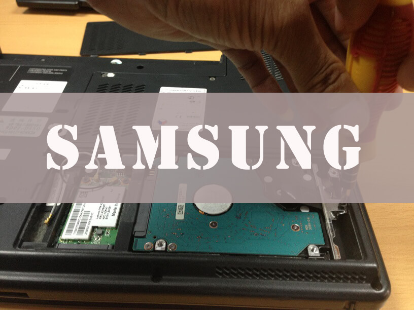 Thay Thế Ổ Cứng Laptop SamSung